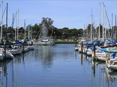 Santa Cruz Yacht Harbor