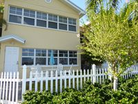 Waterfront Barefoot Beach Condo, Ground Floor, with Boat Slip
