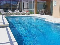 Holiday Villa with Private Heated Pool in Beautifully Landscaped Gated Community