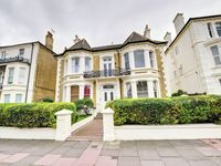 Spacious one bedroom apartment off Hove seafront with its own off road parking