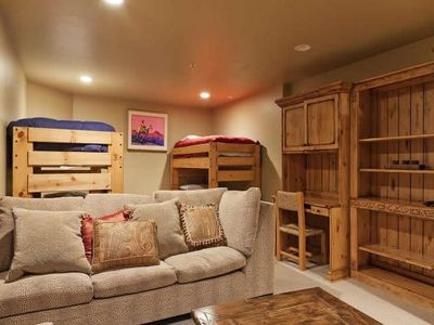 Bunk Room/Den