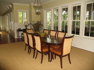 Kiawah Island house photo - Dining Room