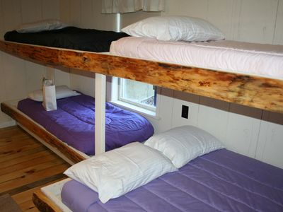 Dorm Room with Bunks