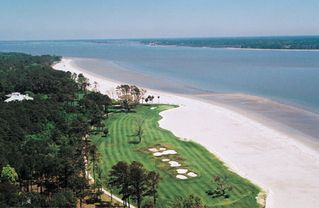 Daufuskie Island villa photo - Bloody Point Golf Course on Calibogue Sound & Atlantic Ocean