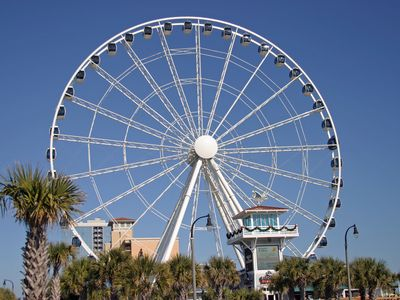 Ride the Sky Wheel!