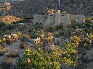 Joshua Tree house rental - The house
