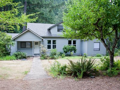 North Umpqua River House On The Rogue-Umpqua Scenic Byway