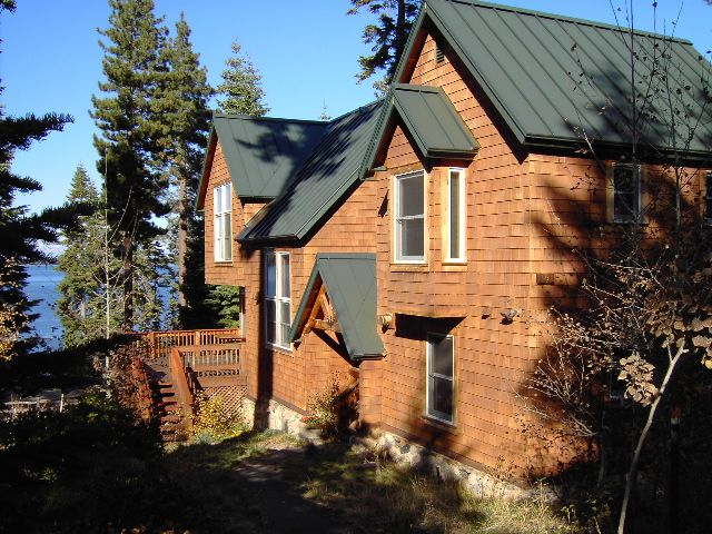 seven gables at fallen leaf lake cabin rental vrbo