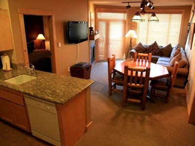 Top notch amenities - including granite countertops throughout.