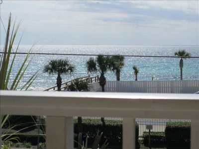Spectacular Gulf Views from Large Private Balcony!