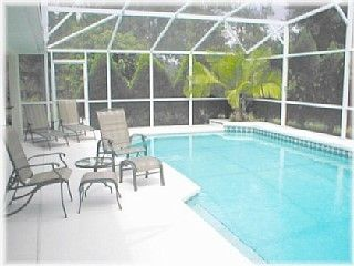 Large pool, solar panel pool heat free - or electric heat available.
