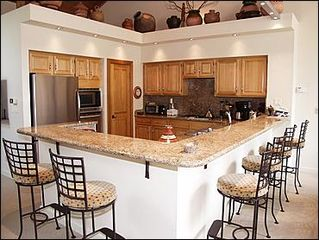 Snowmass Village townhome photo - Newly Remodeled Kitchen