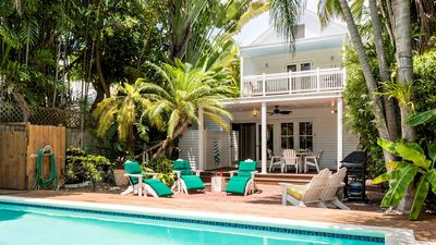 :: CASA BLANCA 1888 @ WHITE :: Historic / Old Town / Very Large Yard & Pool.....