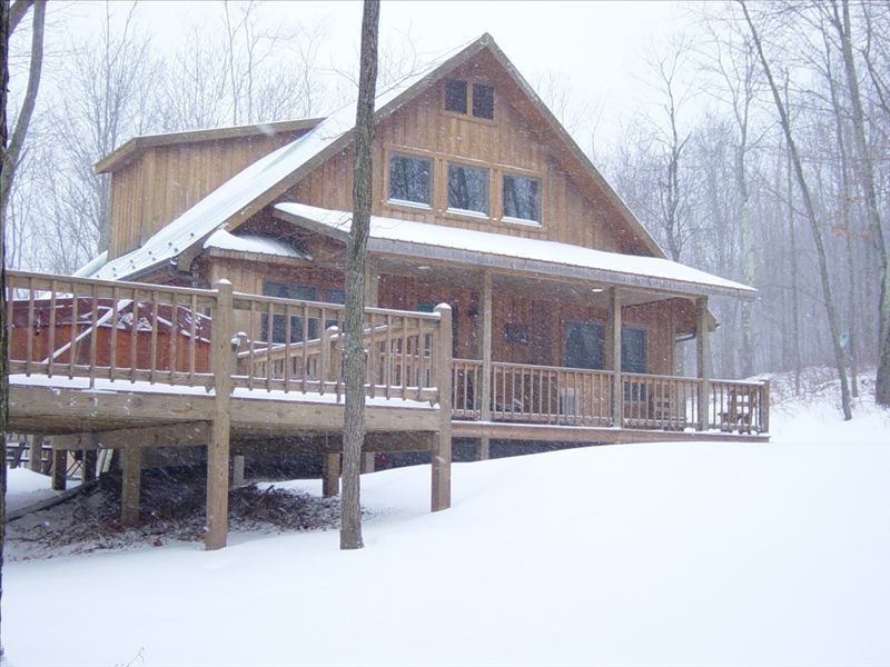 snowshoe cabin amazing views vrbo