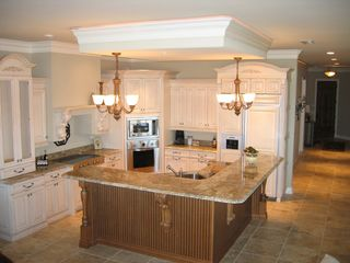 Flagler Beach condo photo - Gourmet Kitchen with Granite Countertops