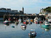2 bed self catering apartment in pretty fishing village, Porthleven, SW Cornwall