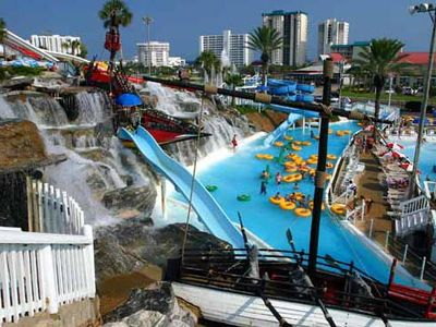 Big Kahuna Water Park Just Down The Road From The Palms