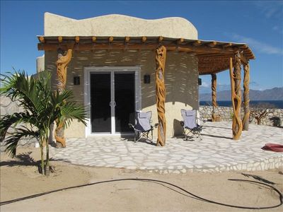 Newly completed casita on the property sleeps 2.