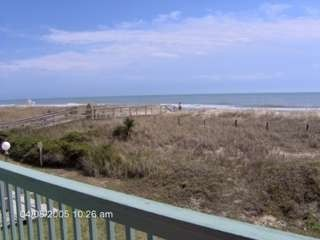 Carolina Beach condo photo - Incredible views, great location