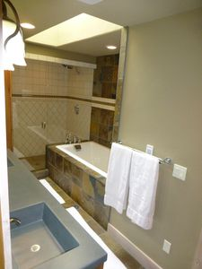 Vail house rental - Master Bathroom