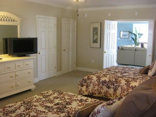 Bahia Vista I Ocean City condo photo - Bedroom with 2 queens