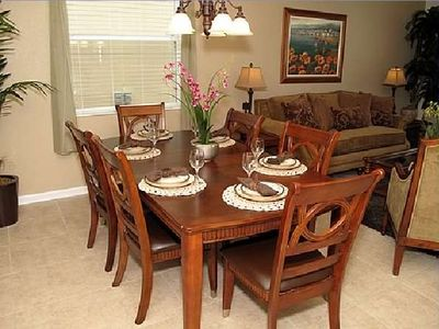 Windsor Hills house rental - Dining Room