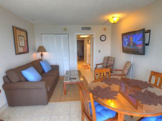 Camelot by the Sea condo photo - Living Area