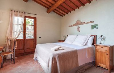 Casa del Cuore  Independent house in historical centre with great views and WiFi