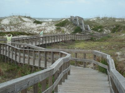 Dunes Park at the Inlet, 1.5 mile boardwalk