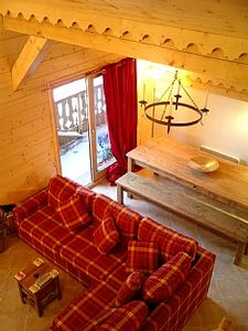 100m2+ Duplex Modern Chalet Apartment For Skiing, Mountain Sports esp Cycling