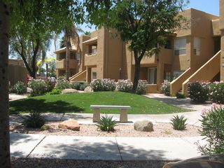 Chandler condo photo - Beautiful Landscaping