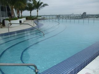 Miami condo photo - pool