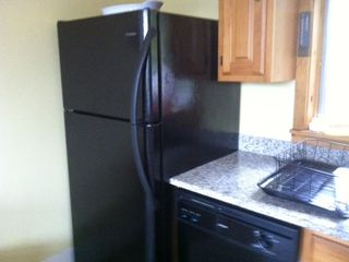 Fridge & Dishwasher