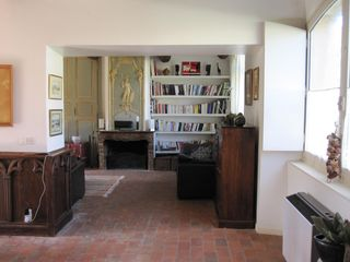 Aix-En-Provence house photo - Corridor between Dining and Living Room