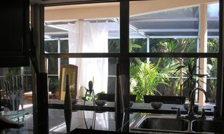 Boca Raton house photo - ... from where you have a lovely view of the pool while preparing great meals...