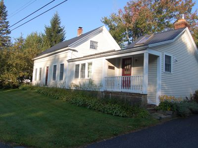 Perfect Vermont Farmhouse At The Base Of The Stratton Mountain Access Road.