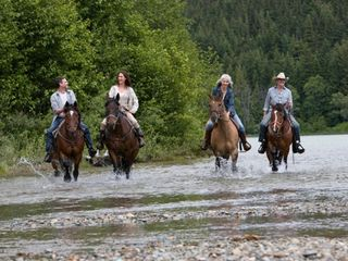 Whistler house photo - Horseback Riding in Whistler, British Columbia