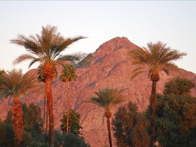 Situated on the 5th tee - private La Quinta Country Club Course - PGA tour stop
