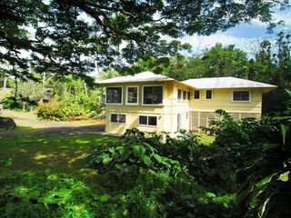 Hilo house photo - Large house sleeps up to 12.