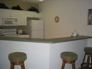 Sunset Beach condo photo - Kitchen Area