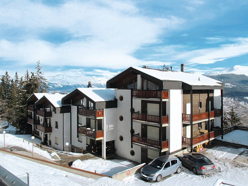 Apartment Residence Le Hameau  in Les Collons, Quatre Vallees - 6 persons, 2 bedrooms