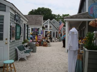 New Seabury condo photo - The Marketplace is a fun place to shop and eat!