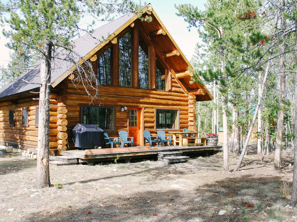 Iron Creek Log Home The Perfect 39 Cabin In Vrbo