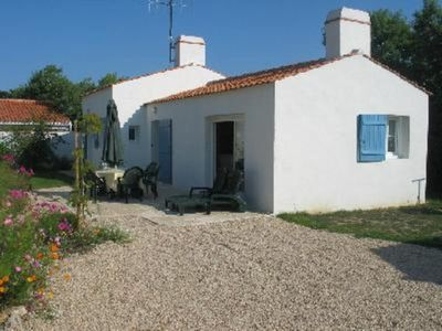 New home with Garden on the ile of classified Noirmoutier 3 keys vacation