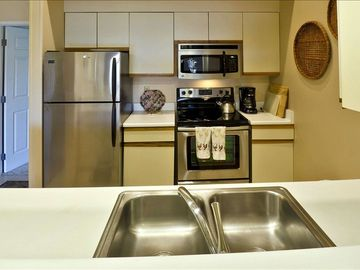New stainless steel appliances just added