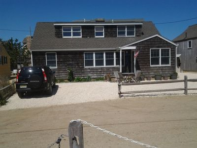 Cozy beach apt.steps away from the beach. Off street parking. Separate entrance