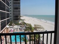 Beachfront Condo - Panoramic Gulf Views