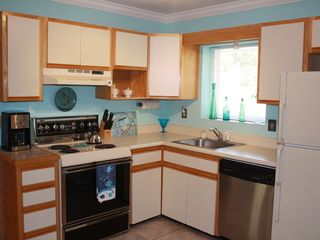 Crystal Beach house photo - Fully Equipped Kitchen