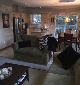 Spacious Deer Run Unit -  Great Room style living area