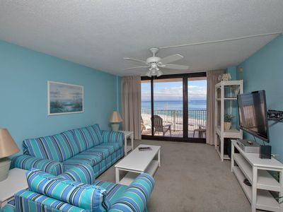 SALE! Direct Beachfront, 3 Pools w/Gulf Views! Pet Friendly !! -Book Now
